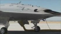 US Navy X-47B UCAS-D Northrop Grumman