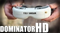 Flite Test – Fat Shark Dominator HD