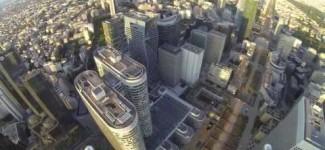 Drone Survol Paris La Défense. FPV GoPro Flight. Vidéo Unique En France Et Pour Longtemps!