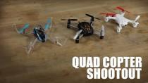 Micro FPV Quadcopter Shootout