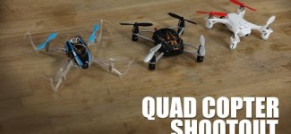 Micro FPV Quadcopter Shootout