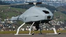 Terrorist Hunter Swedish Military SKELDAR UAV Helicopter