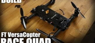 FT VersaCopter – Race Quad Build