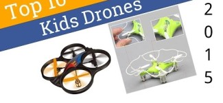 10 Best Kids Drones 2015