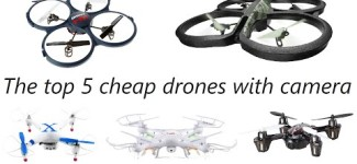 Top 5 best drones with camera you can buy (under $100)