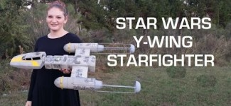 Star Wars Y-Wing RC Starfighter