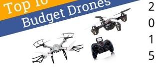 10 Best Budget Drones 2015