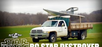 Star Wars RC Star Destroyer – Will It Fly? | Flite Test
