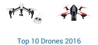 10 Best Drones 2016