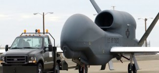 The Largest and Most Fascinating Drone of US Air Force : RQ-4 Global Hawk UAV