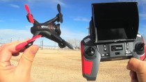 WLToys Q242G 5 8Ghz FPV Micro Drone Test Flight Review