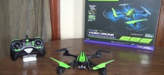 Sky Viper – V950HD Video Drone – Review and Flight