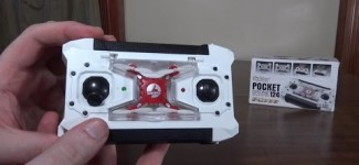 Sbego – FQ777-124 Pocket Drone – Review and Flight