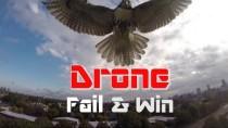 Drone Crash, Fail & Win Compilation 2015, Part 1/3