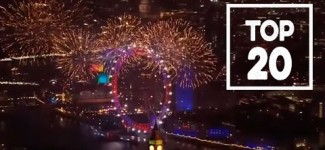 TOP 20 The Best Fireworks in the World and NYE Celebrations