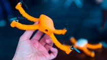 Hands-On with Nixie Wearable Drone Camera