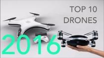 DJI Phantom Inspire Competitors : Top 10 New Drones For 2016