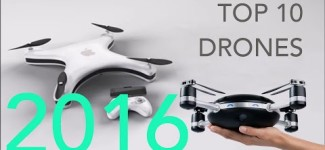 DJI Phantom Inspire Competitors : Top 10 New Drones For 2016