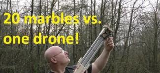 Preview: Anti Drone Slingshot Shotgun (Over/Under)
