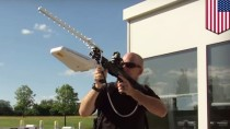 Bringing drones down: New DroneDefender rifle uses radio waves to disable UAVs