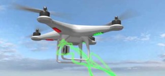 Drone Wars: Anti-UAV weapon developed for civilian use