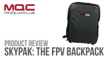 Product Review: SKYPAK – The FPV Backpack