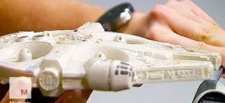 A Millennium  Falcon Drone Can Now Be Yours