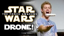 AMAZING Millennium Falcon Drone by Air Hogs! Force Friday! Star Wars Episode 7: Force Awakens News