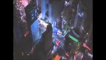 Times Square New York New Year 2016 by Drone