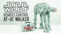 RC Star Wars AT-AT Walker U-Command From Thinkway Toys Review