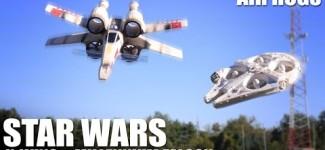 Building A Giant RC Star Wars Star Destroyer | Flite Test