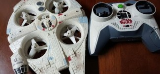 Air Hogs – Star Wars Millennium Falcon Quad Detailed Review