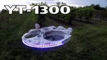 RC Millennium Falcon mk.II – YT-1300