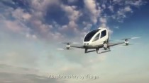 The Ehang 184: Chinese Company Unveils Passenger Drone Prototype