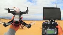 Eachine Racer 250 Drone Flight Test Review