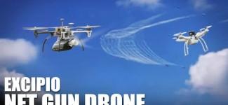 Net Gun Drone – Excipio |  Flite Test