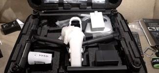New DJI Inspire 1 Drone!!