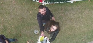Man Proposes To Girlfriend Using Drone