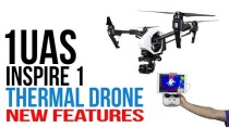 Inspire 1UAS Thermal Drone (NEW FEATURES)