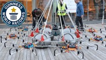 Drone Megacopter – Guinness World Records