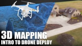 3D Mapping  – Intro to Drone Deploy | Flite Test