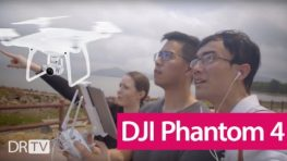 DJI Phantom 4 Hands-on Review