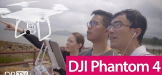 DJI Phantom 4 Hands-on Review