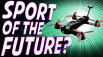 Is DRONE RACING the Sport of the Future?